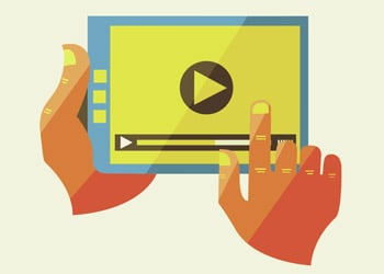 Avoid distractions in video-based coaching.