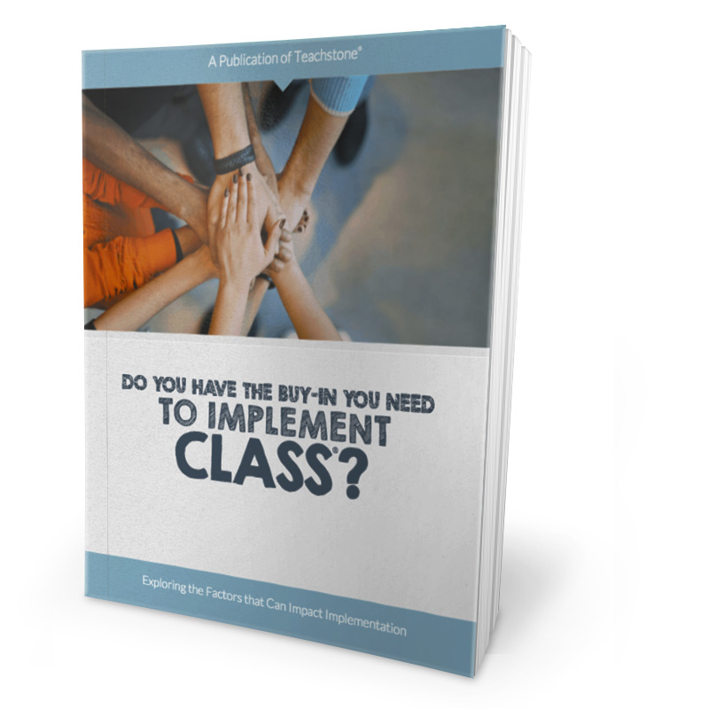 Do you have the buy-in you need to implement CLASS?