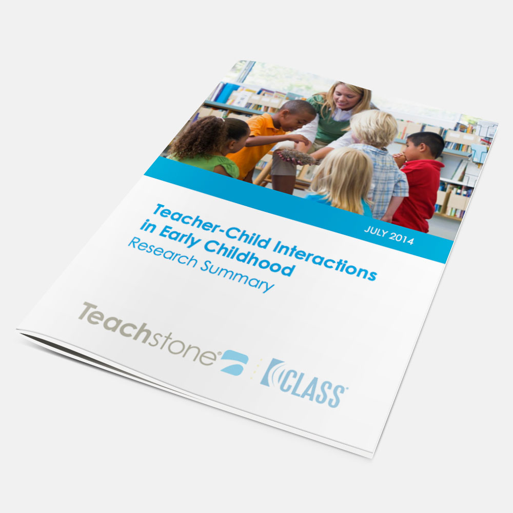 Research Summary on Teacher-Child Interactions