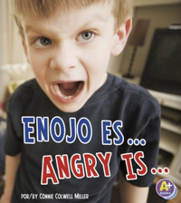 Enojo Es… / Angry Is…by Connie Colwell Miller