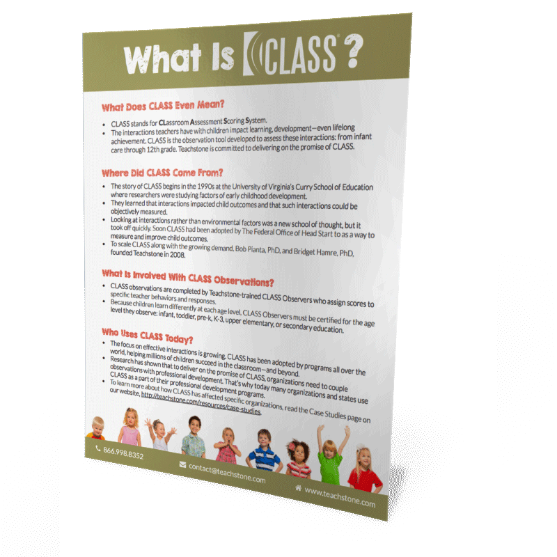 What is CLASS? Free info sheet!