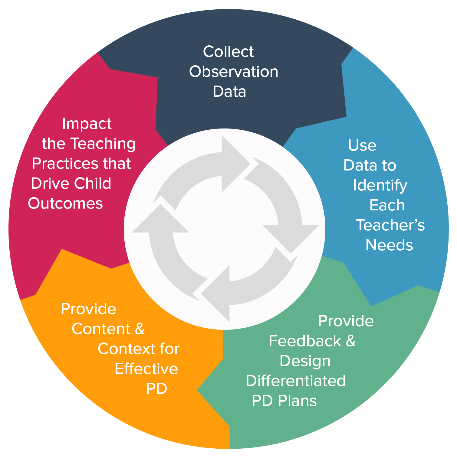 Systematic Approach to Professional Development
