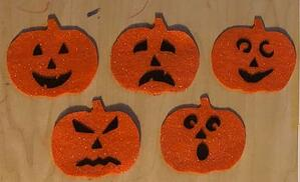 emotions pumpkins