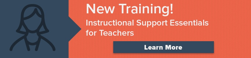 instructional support essentials