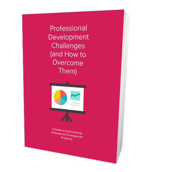 professional development challenges
