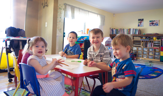 Certified CLASS observers have challenges to face in the Family Child Care classroom setting.