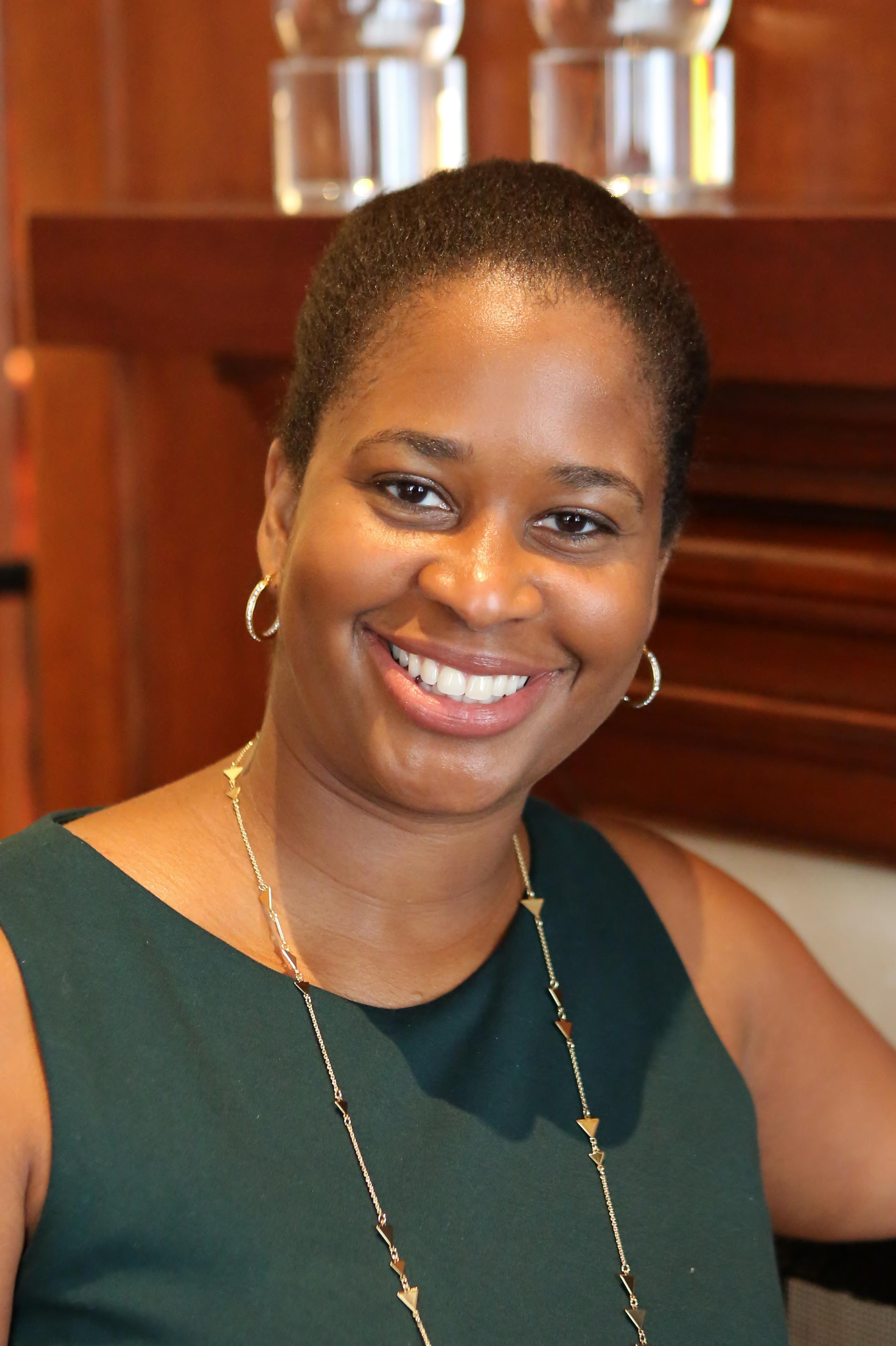 Stephanie Curenton