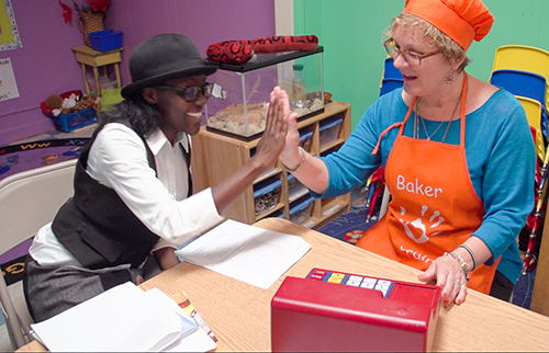 Are you a preschool program director? A CLASS observer? A teacher coach? All of the above?