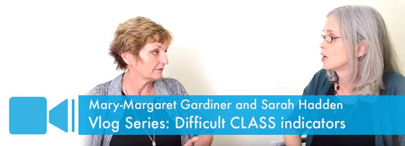 Video Blog - Mary-Margaret and Sarah